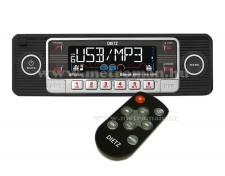 CD / MP3 / USB autórádió, Dietz Retro 201 BT