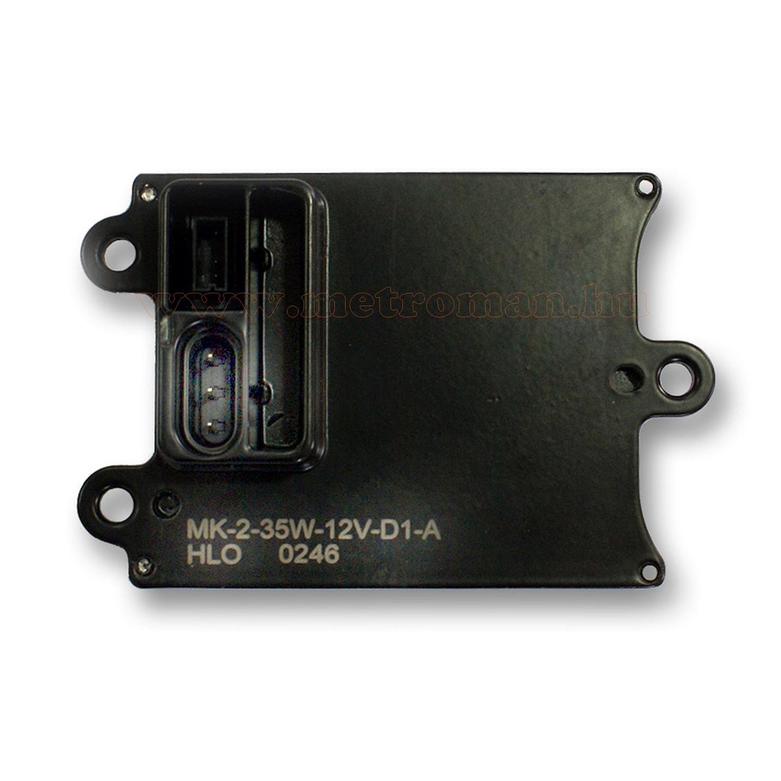 Utángyártott Xenon trafó, PHILIPS XLD 144 XLD144 D1S-D1R kompatibilis