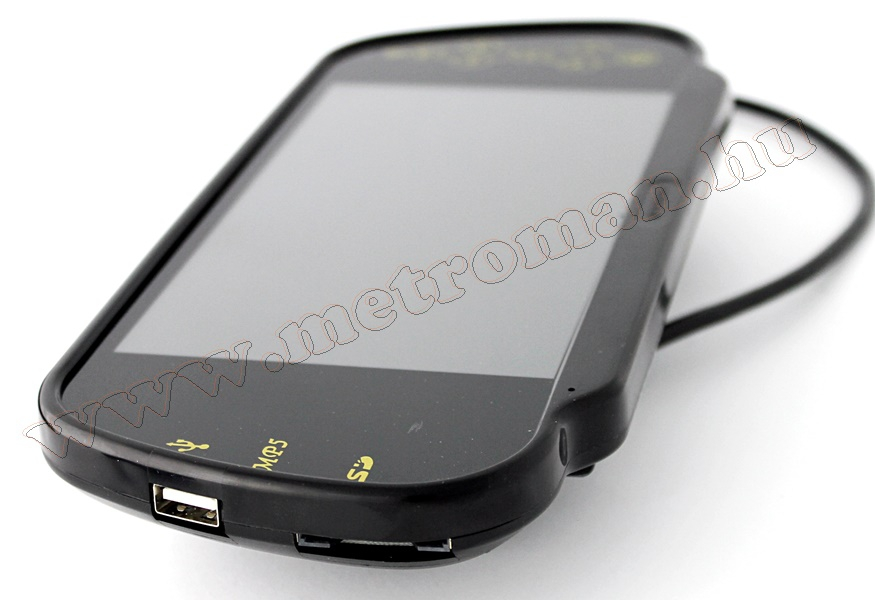 "Autós USB/SD MP3/MP4/MP5, 7"" LCD tükör monitor MM-701MP5"