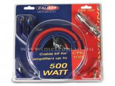 Autó Hi-Fi kábelszett, Caliber CPK 10D