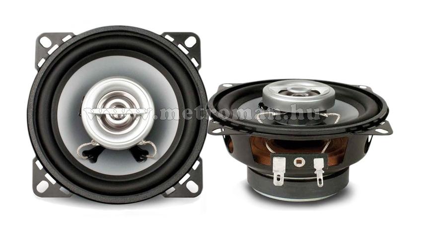 Caliber CDS 10 10 cm-es 2 utas koaxiális hangszóró pár