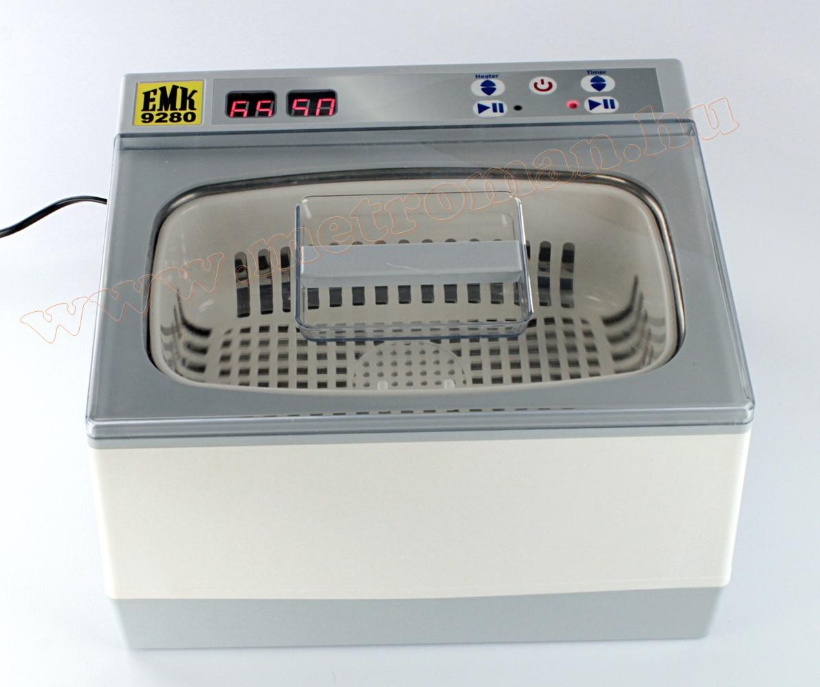 Ultrahangos mosó, tisztító készülék, EMK 9280