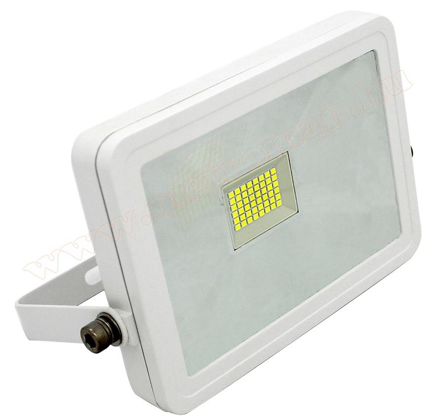 LED reflektor, LED fényvető, 30 Watt FL-APPLE-30W