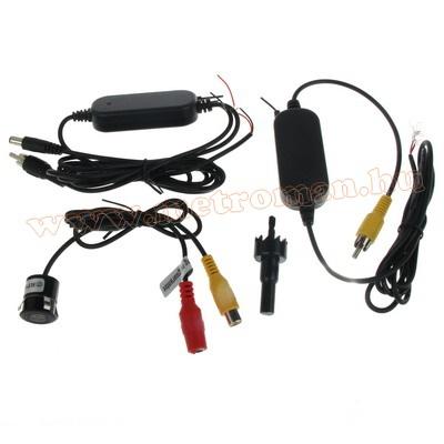 Autós, vezeték nélküli tolatókamera Mlogic CAPS0252
