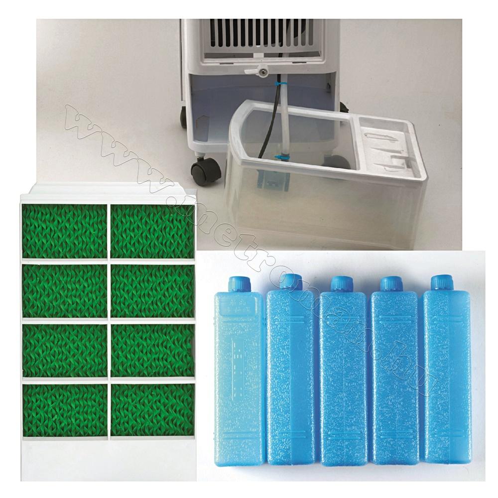 Léghűtő, párásító ventilátor, LH 300