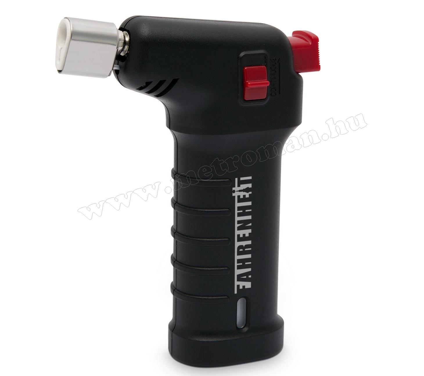 Gáz páka, Kézi flambírozó, Fahrenheit 28510