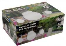 Kerti Party elemes LED fényfűzér GetX 88030