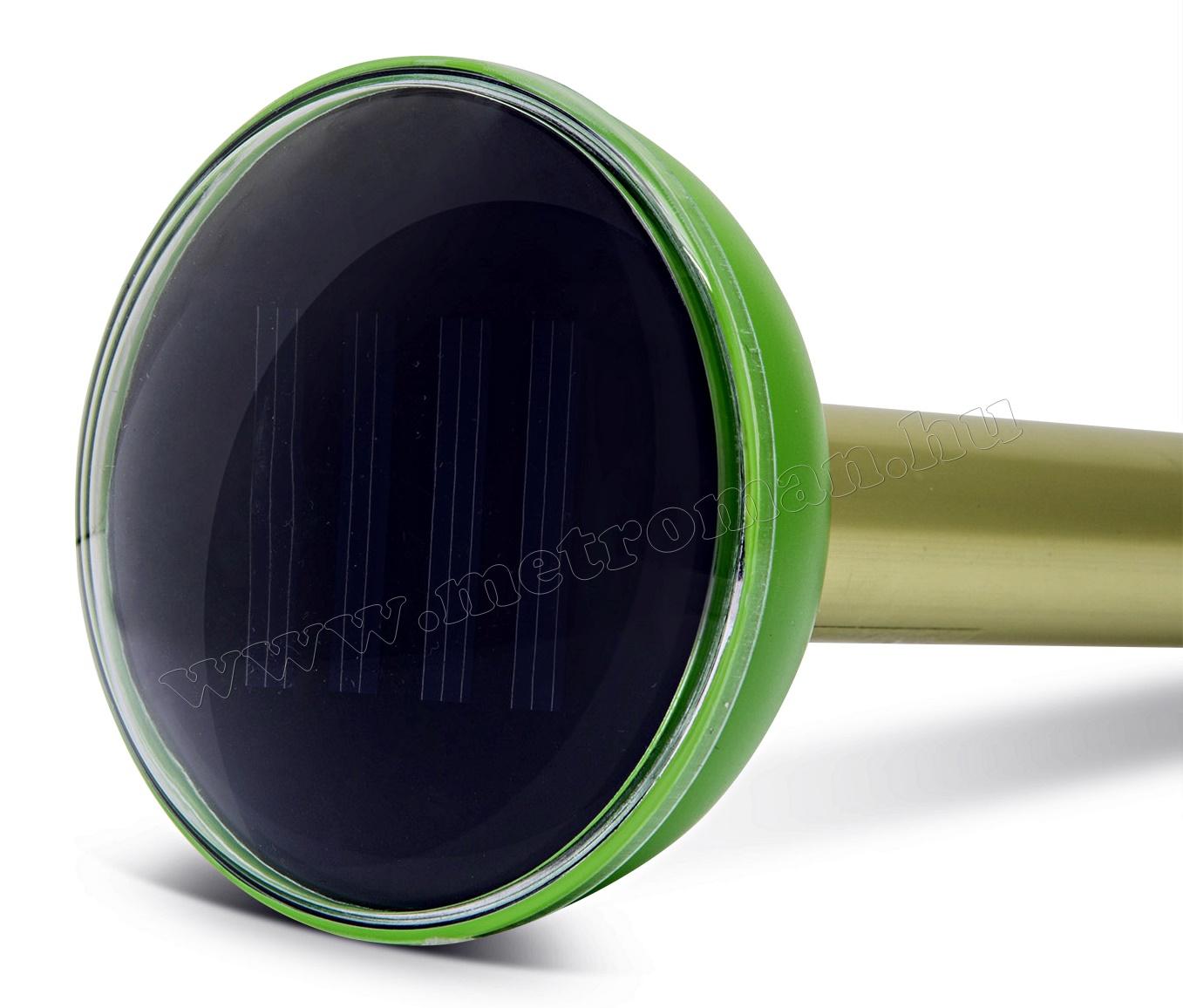 Napelemes vakondriasztó, Isotronic Solar US5