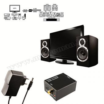 Digitális-analóg audió átalakító DTA HIFI