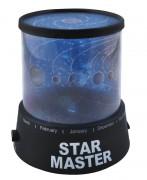 Dekorfény, LED projektor bolygókkal M0897