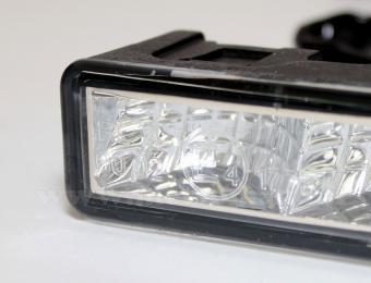 Nappali menetfény LED, DRL, E jeles, 905HP EX  12/24 Volt