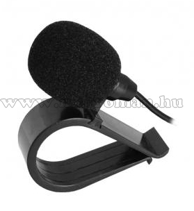 Csíptethető mini mikrofon MA15