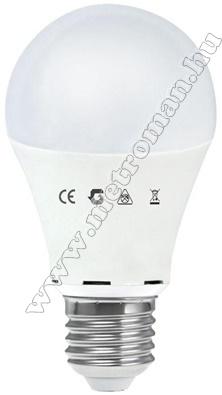 LED izzó 12W E27 A60 LED