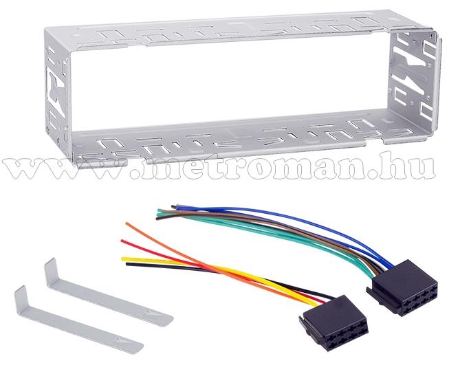 SD/USB MP3 AUX Bluetooth autórádió Blow AVH-8626 BT
