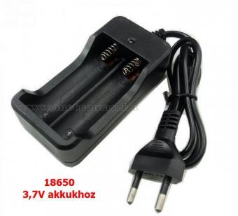 Akkumulátor töltő 18650 akkukhoz MJ3009