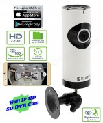 Vezeték nélküli Wifi HD IP Panoráma Okos kamera IPCAM180W1