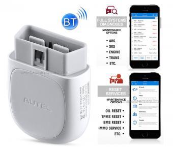 Autel AP200 OBD2 hibakód olvasó és törlő autódiagnosztikai interface