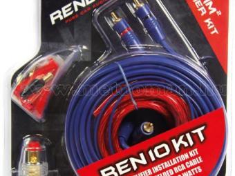 Autó Hi-fi kábelszett Renegade REN10KIT