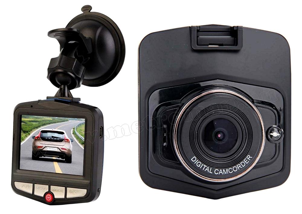 Autós menetrögzítő kamera HD DVR MM173C-HD
