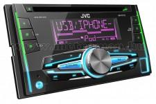 CD / MP3 / USB autórádió JVC KW-R710