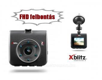 Autós FHD menetrögzítő kamera Xblitz Z4