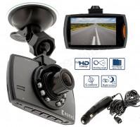 Autós Full HD menetrögzítő kamera König Carcam11