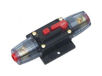 Autós automata biztosíték 12-48 Volt 30 Amper MM3843
