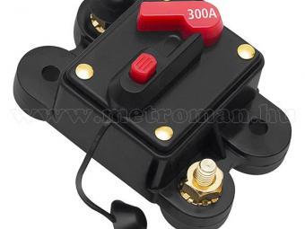 Autós automata biztosíték 12-48 Volt 300 Amper MM3779