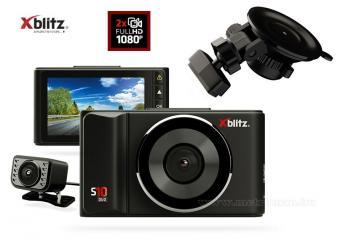 Autós kétkamerás FHD menetrögzítő és tolatókamera Xblitz S10 DUO