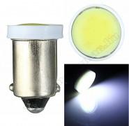 Autó LED izzó fehér COB LED-del BA9S2WCOB