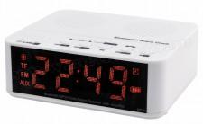 FM rádiós ébresztőóra multimédialejátszóval BTCL400