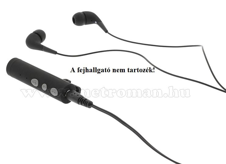 Bluetooth fejhallgató adapter, headszet BT-A10