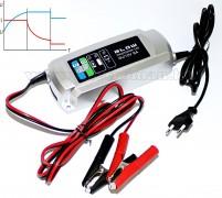 Intelligens automata akkumulátor töltő, csepptöltő, 6/12V 6A Blow 4826