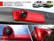 Opel Vivaro Renault Traffic Tolatókamera Gyári helyre RC-6019