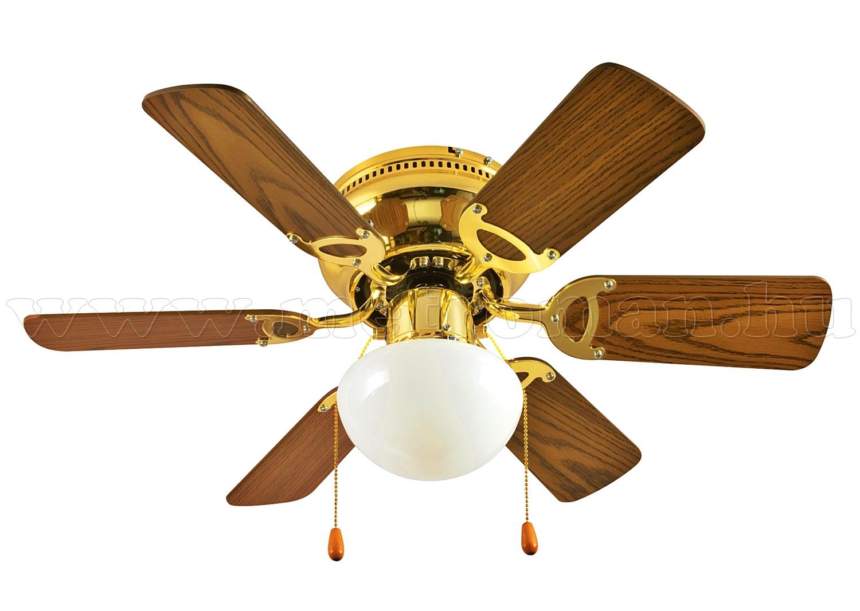 Mennyezeti ventilátor világítással CF760L