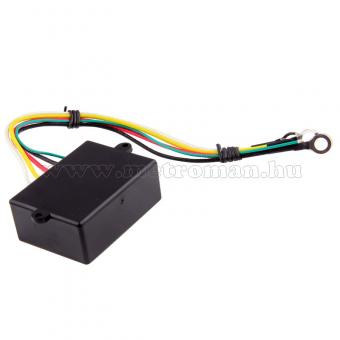 Csörlő távirányító, Mlogic CMS-1606-Dual