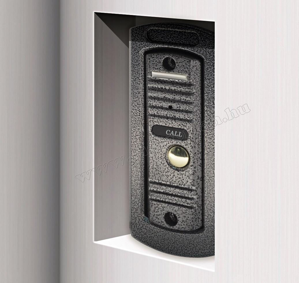 Video kaputelefon kültéri egység DPV 25K