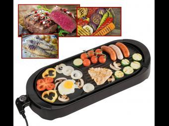 Elektromos asztali grill sütő HGGR02