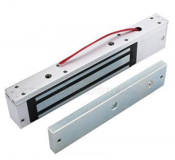 Elektromos síktapadós mágneszár felületre szerelhető 280kg MY280S-12-24VDC