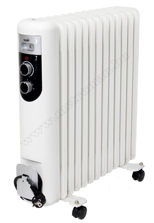 Elektromos olajradiátor, HOME FKOS13