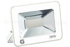 LED reflektor LED fényvető mikrohullámú mozgásérzékelővel 30W FL-APPLE-30WMW-1