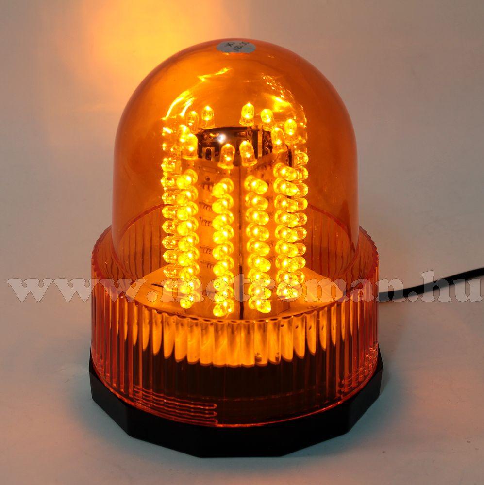 Megkülönböztető jelzés , villogó narancs LED-es, FLWS1022Y