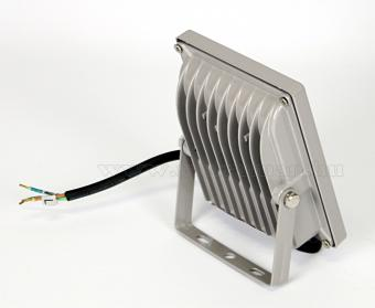 LED reflektor, LED fényvető, 10 Watt FL 10 LED