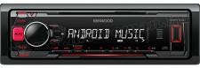 FLAC/MP3/WMA/AAC autórádió Kenwood KMM-103RY
