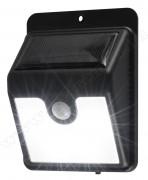 Napelemes mozgásérzékelős LED reflektor FLP 1SOLAR