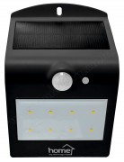 Napelemes led reflektor FLP 2/BK Solar