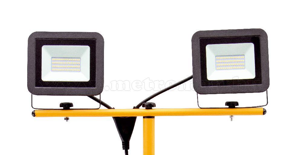 Állványos LED reflektor fényvető FLS2/30SMD