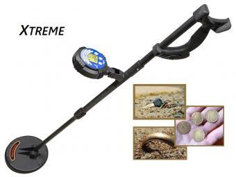 Fémkereső Fémdetektor Xtreme MD6110