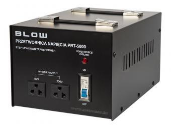 Feszültség átalakító konverter 230V/110V MRT-5000W