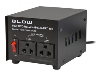 Feszültség átalakító konverter 230V/110V MRT-500W
